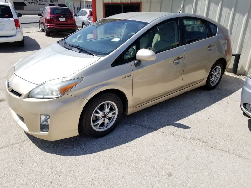 2010 Toyota Prius for sale at Key City Motors in Abilene TX