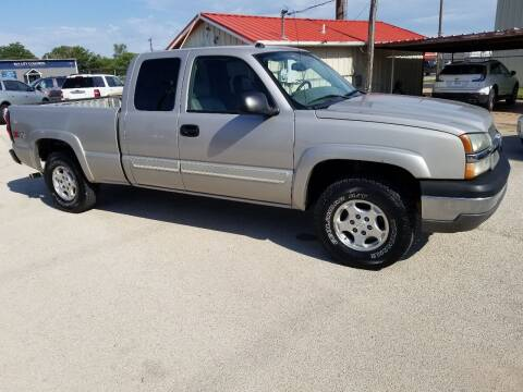 2004 Chevrolet Silverado 1500 for sale at Key City Motors in Abilene TX