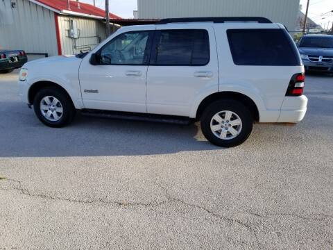 2008 Ford Explorer for sale at Key City Motors in Abilene TX