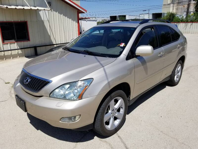 2006 Lexus RX 330 for sale at Key City Motors in Abilene TX