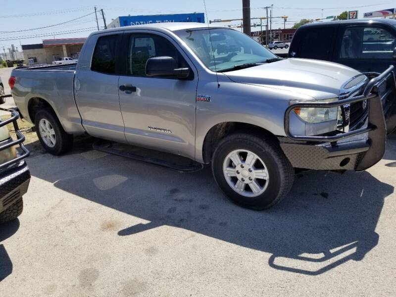 2007 Toyota Tundra for sale at Key City Motors in Abilene TX