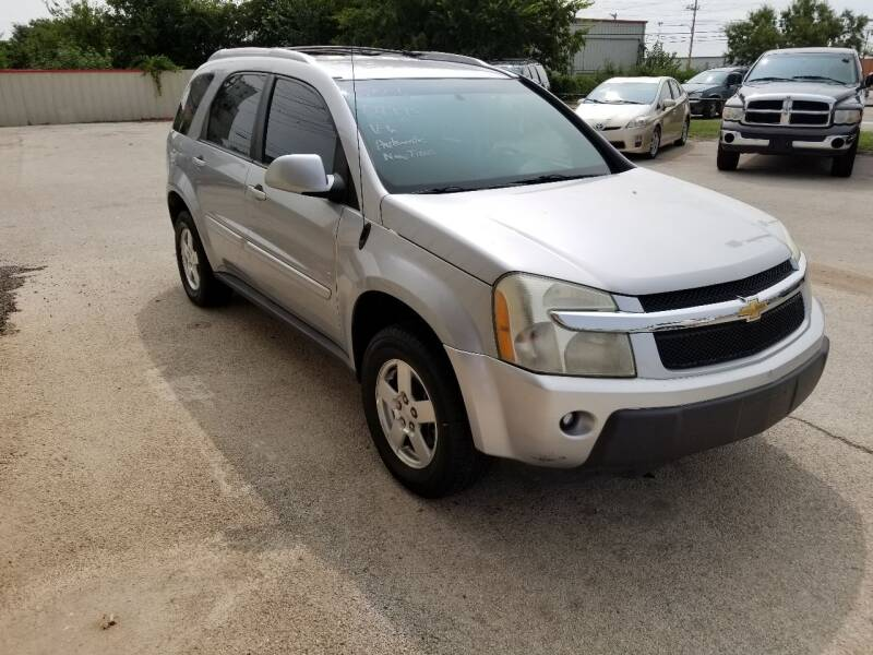 2006 Chevrolet Equinox for sale at Key City Motors in Abilene TX