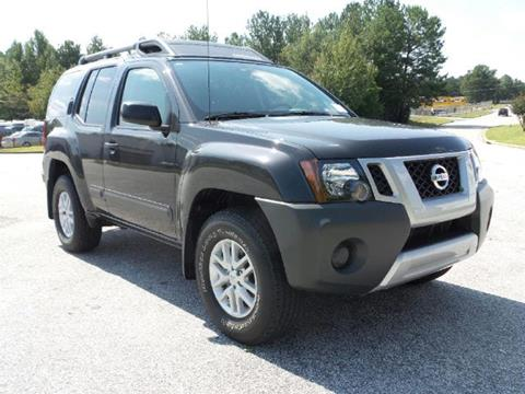 2015 Nissan Xterra for sale in Conyers, GA