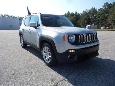 2016 Jeep Renegade for sale in Conyers GA