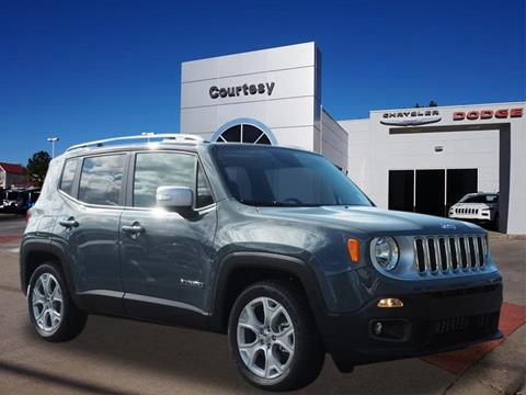 2017 Jeep Renegade for sale in Conyers, GA