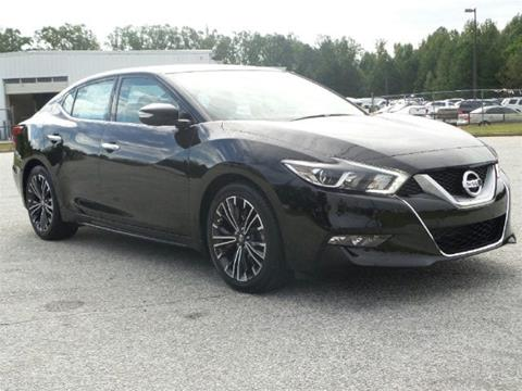 2016 Nissan Maxima for sale in Conyers GA