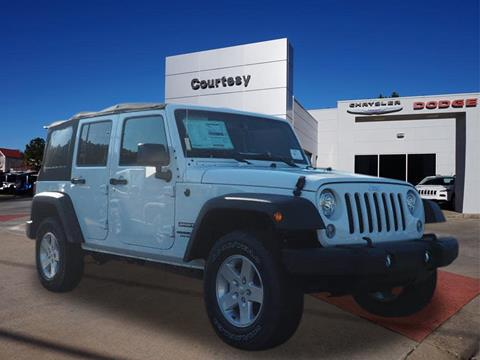 2017 Jeep Wrangler Unlimited for sale in Conyers GA