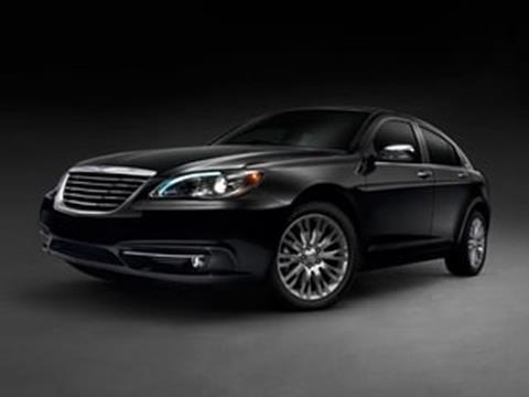 2012 Chrysler 200 for sale in Conyers GA