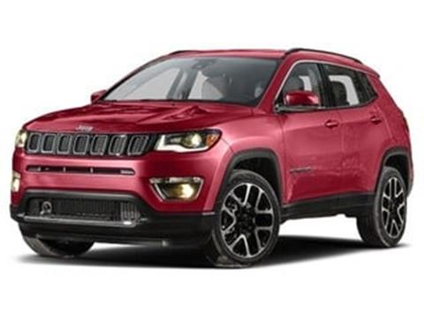 2017 Jeep Compass for sale in Conyers GA