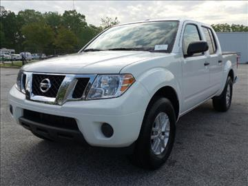 2016 Nissan Frontier for sale in Conyers, GA