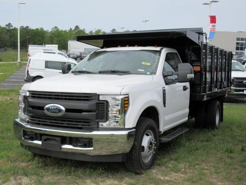 2018 Ford F 350 Super Duty Xl Stake Body Work Truck In Woodbine Nj