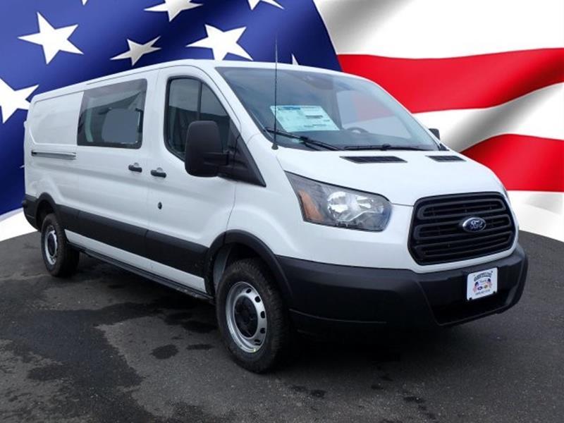 bdfddcc45b 2019 Ford Transit Cargo 150 3dr LWB Low Roof Cargo Van w Sliding Passenger  Side