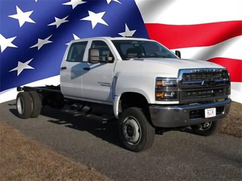 2020 Chevrolet Silverado 4500HD for sale at Gentilini Motors in Woodbine NJ