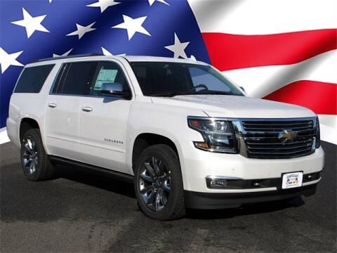2020 Chevrolet Suburban for sale at Gentilini Motors in Woodbine NJ