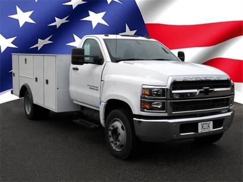 2019 Chevrolet Silverado 4500HD for sale at Gentilini Motors in Woodbine NJ