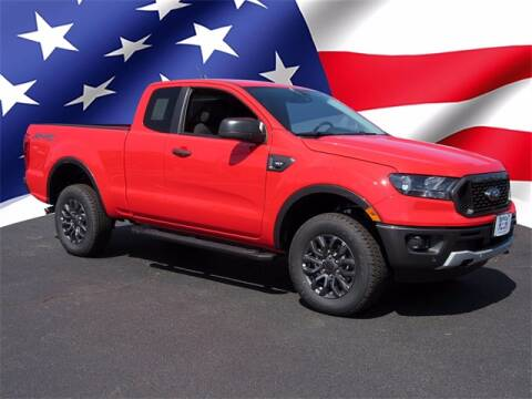 2020 Ford Ranger for sale at Gentilini Motors in Woodbine NJ