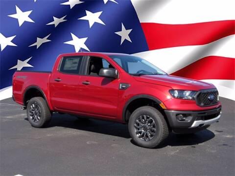 2020 Ford Ranger for sale at Gentilini Motors in Woodbine NJ