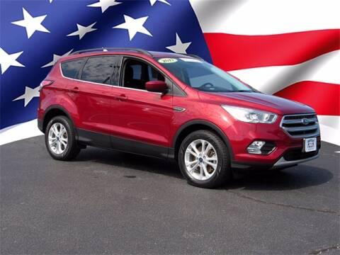 2017 Ford Escape for sale at Gentilini Motors in Woodbine NJ