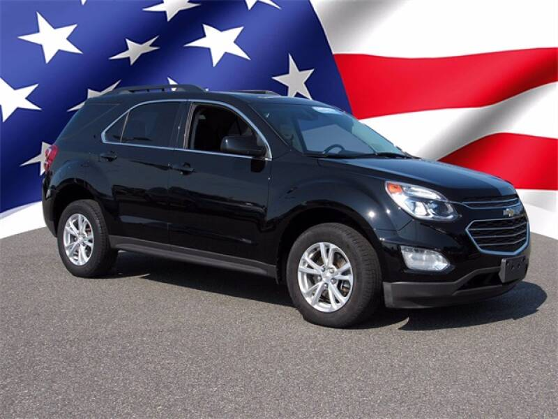 2016 Chevrolet Equinox for sale at Gentilini Motors in Woodbine NJ