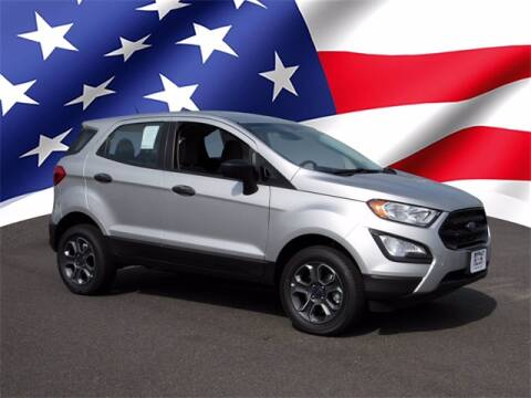 2020 Ford EcoSport for sale at Gentilini Motors in Woodbine NJ