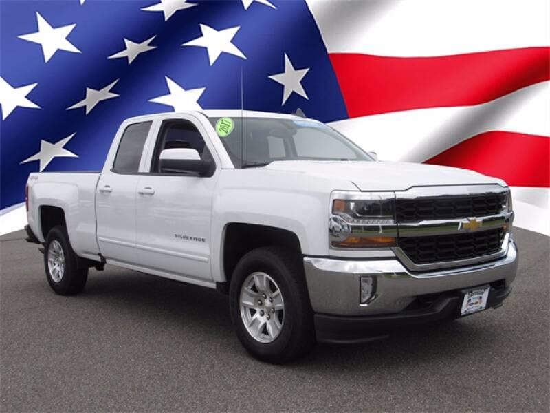 2017 Chevrolet Silverado 1500 for sale at Gentilini Motors in Woodbine NJ