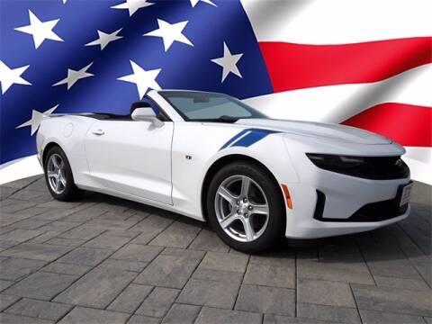 2020 Chevrolet Camaro for sale at Gentilini Motors in Woodbine NJ