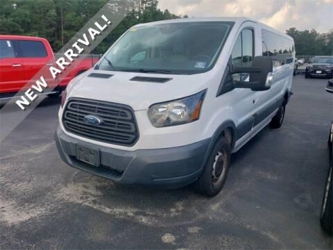 2017 Ford Transit Passenger for sale at Gentilini Motors in Woodbine NJ