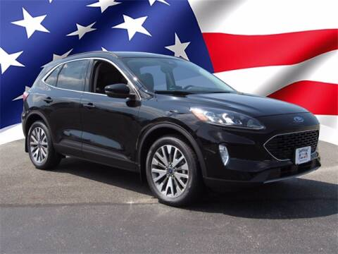 2020 Ford Escape Hybrid for sale at Gentilini Motors in Woodbine NJ