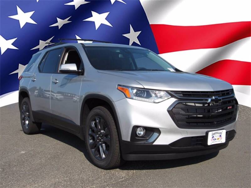 2020 Chevrolet Traverse for sale at Gentilini Motors in Woodbine NJ