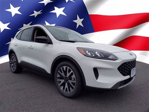 2020 Ford Escape Hybrid for sale at Gentilini Motors in Woodbine NJ
