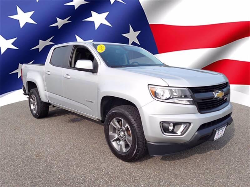 2016 Chevrolet Colorado for sale at Gentilini Motors in Woodbine NJ