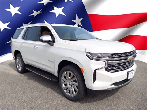 2021 Chevrolet Tahoe for sale at Gentilini Motors in Woodbine NJ