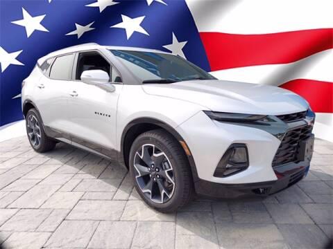 2020 Chevrolet Blazer for sale at Gentilini Motors in Woodbine NJ