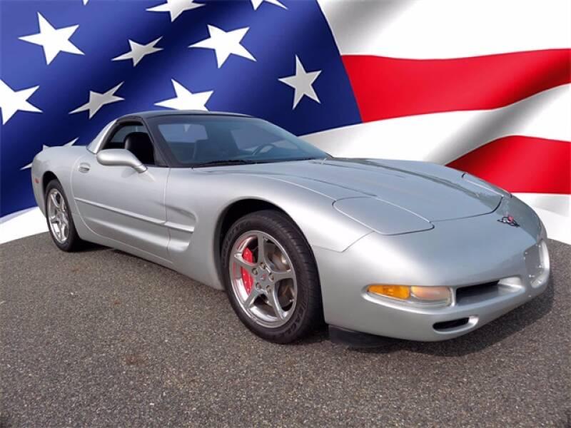 2002 Chevrolet Corvette for sale at Gentilini Motors in Woodbine NJ
