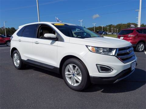2016 Ford Edge for sale at Gentilini Motors in Woodbine NJ
