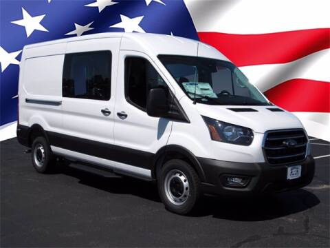 2020 Ford Transit Crew for sale at Gentilini Motors in Woodbine NJ