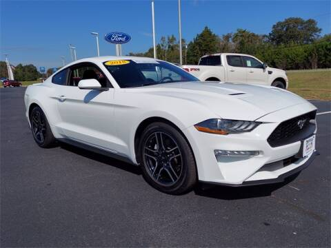 2018 Ford Mustang for sale at Gentilini Motors in Woodbine NJ