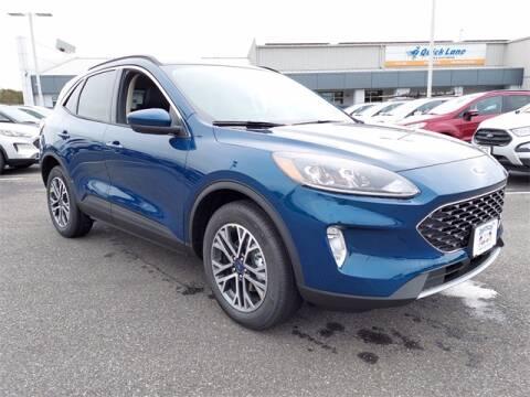 2020 Ford Escape for sale at Gentilini Motors in Woodbine NJ