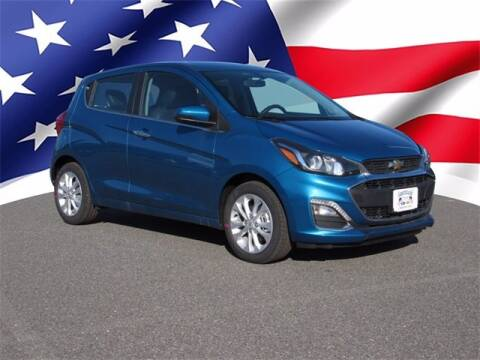 2020 Chevrolet Spark for sale at Gentilini Motors in Woodbine NJ