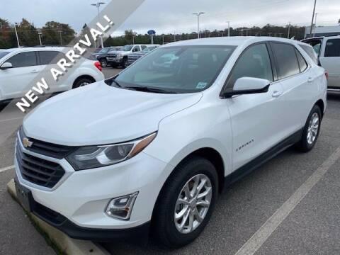 2018 Chevrolet Equinox for sale at Gentilini Motors in Woodbine NJ