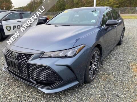 2019 Toyota Avalon for sale at Gentilini Motors in Woodbine NJ