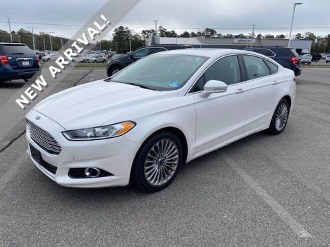 2014 Ford Fusion for sale at Gentilini Motors in Woodbine NJ