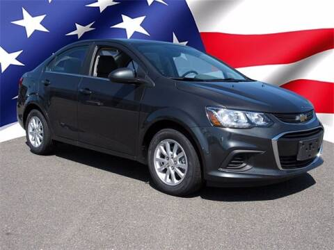 2020 Chevrolet Sonic for sale at Gentilini Motors in Woodbine NJ