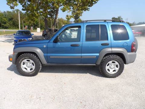 2006 Jeep Liberty for sale in Warsaw, MO