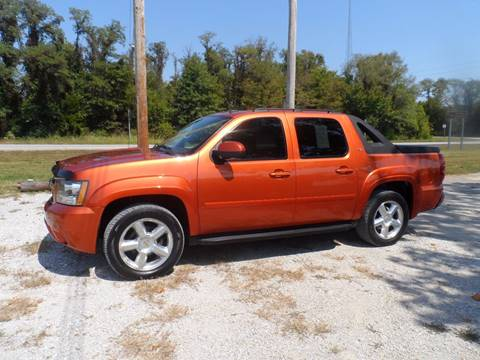 2007 Chevrolet Avalanche for sale in Warsaw, MO