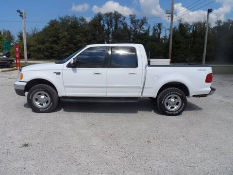 2001 Ford F-150 for sale in Warsaw, MO