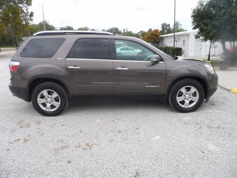 2007 GMC Acadia for sale in Warsaw, MO