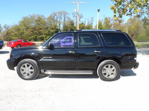 2004 Cadillac Escalade for sale in Warsaw, MO
