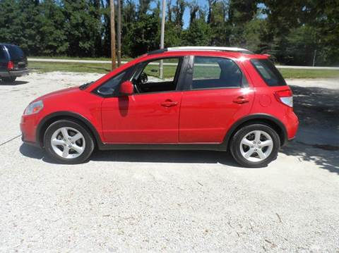2009 Suzuki SX4 Crossover for sale in Warsaw, MO