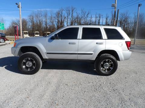 2007 Jeep Grand Cherokee for sale in Warsaw, MO